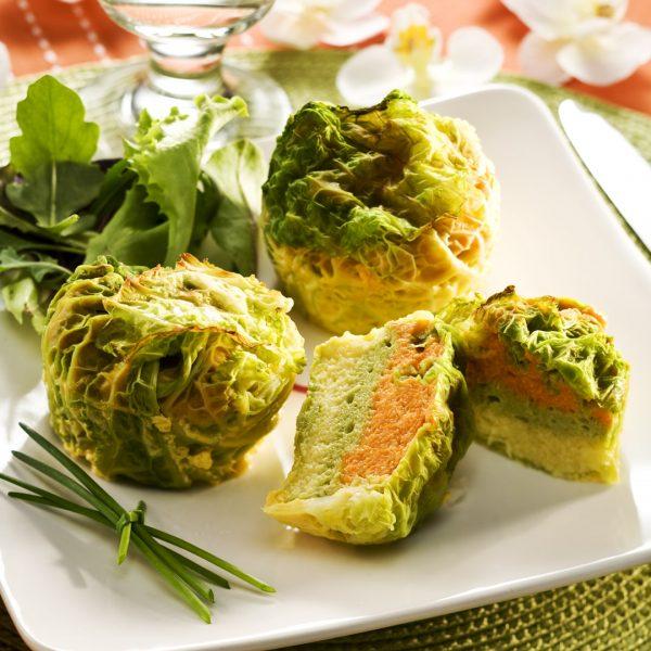 Choux aux carottes - Photographe culinaire Strasbourg 67 Alsace