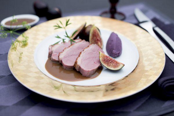 Sauce aux figues - Photographe culinaire Strasbourg 67 Alsace