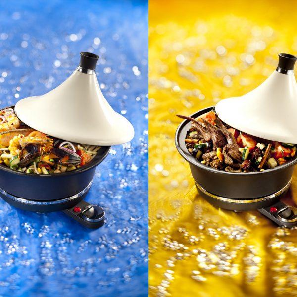 Tajine fruits de mer et viande - Studio photo Strasbourg 67 Alsace
