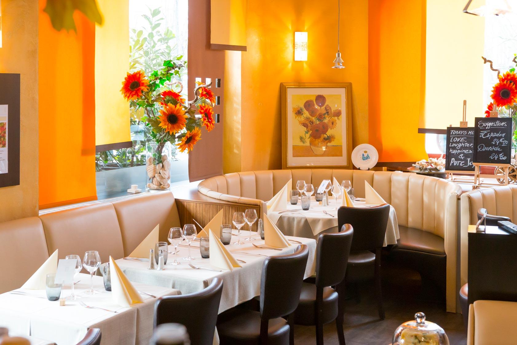 Restaurant Il Girasole - Présentation de lieu