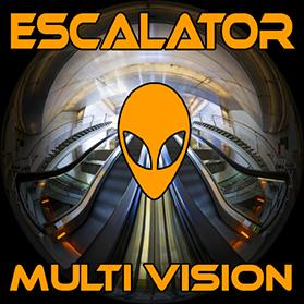 Escalator Multi Vision - Photographie sphérique 360° - Visite virtuelle