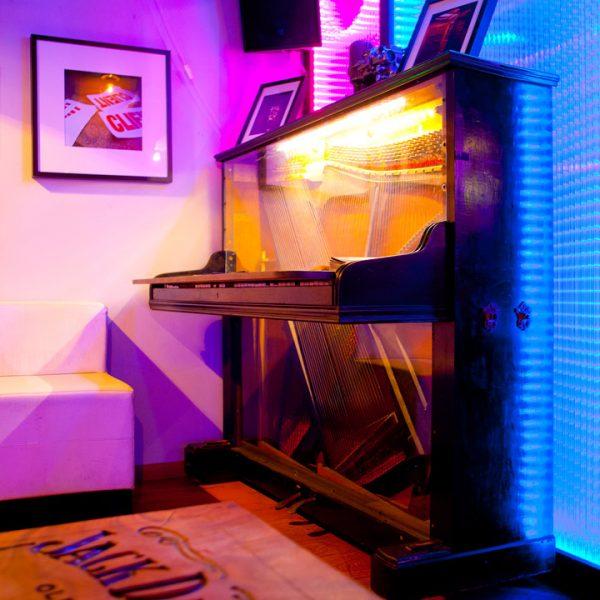 Elastic Bar - Présentation de lieux - Décoration d'intérieur