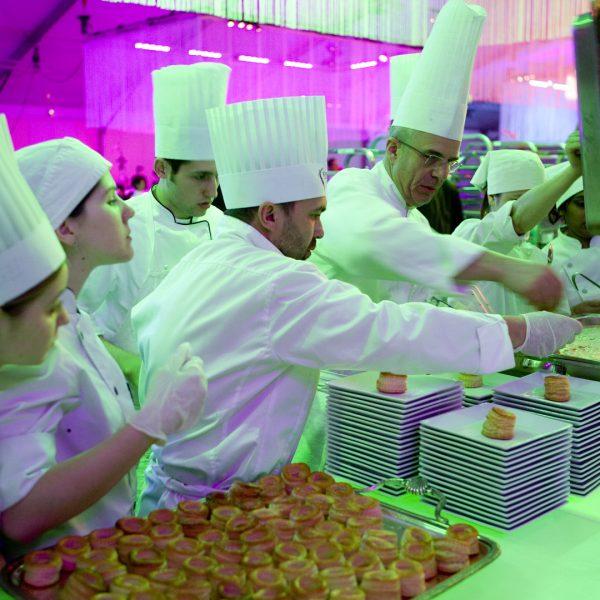 Kieffer Traiteur - Gala Culinaire au Wacken de Strasbourg - Reportage événementiel