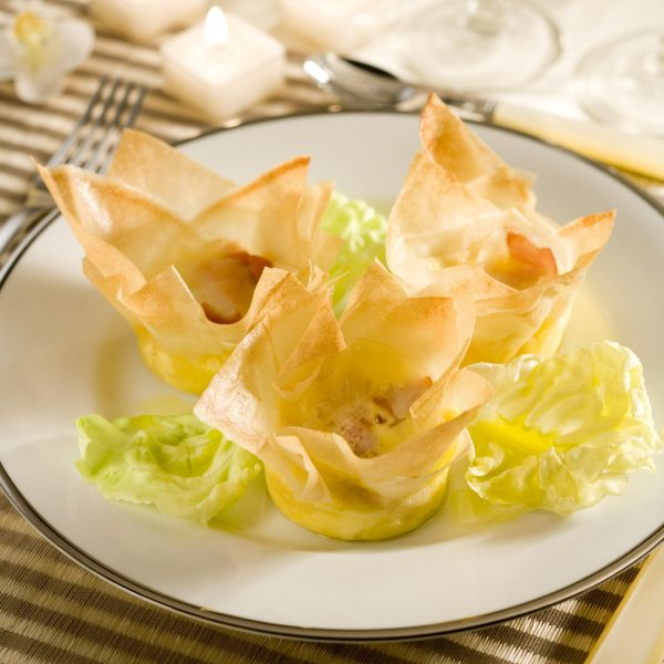 Papilottes de fromage - Photographe culinaire Strasbourg 67 Alsace