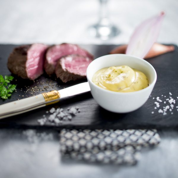 Sauce béarnaise - Photographie culinaire Strasbourg 67 Alsace