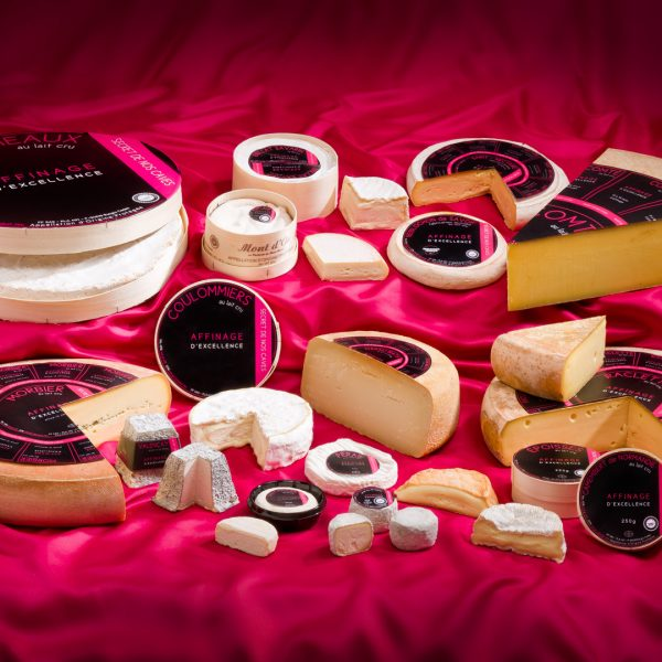 Composition de fromages - Studio photo Strasbourg 67 Alsace