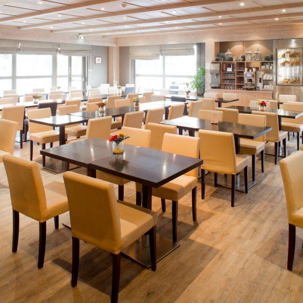 Cafeteria SuperU Lingolsheim - Reportage - Présentation de lieux