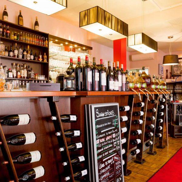 Restaurant Le Cannibale à Strasbourg - Reportage - Présentation de lieux