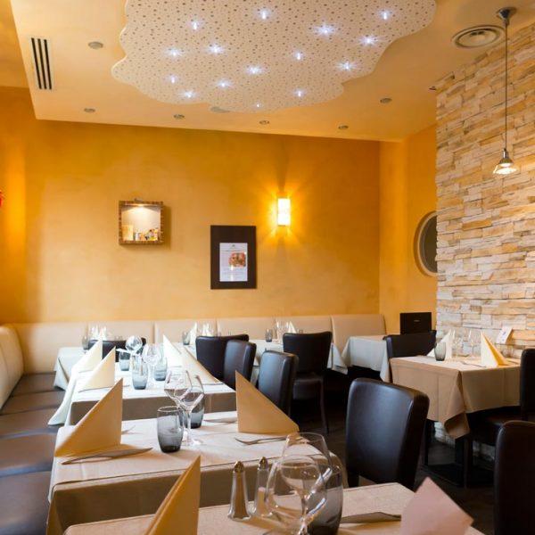 Restaurant Il Girasole à Strasbourg - Reportage - Présentation de lieux