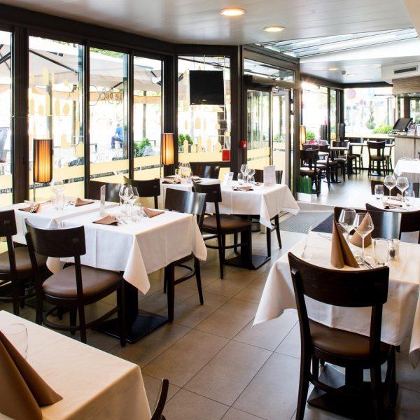 Restaurant Le Dix à Strasbourg - Reportage - Présentation de lieux
