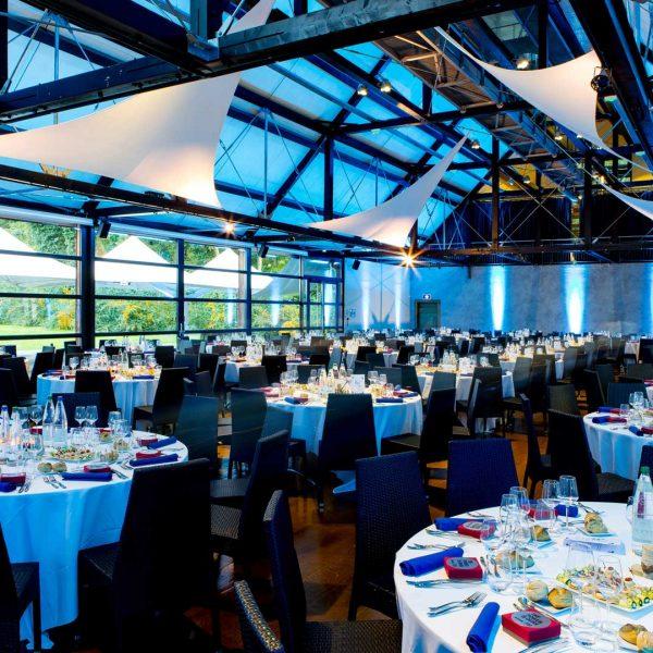 Kohler/Liebherr - Préparation du gala à la Cour de Honau - Reportage événementiel