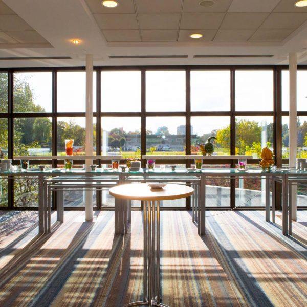 Kohler/Liebherr - Préparation de séminaire à l'hôtel Hilton - Reportage événementiel