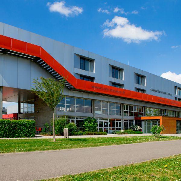 Chambre de Métiers d'Alsace - Centre de formation de Eschau - Architecture - Design