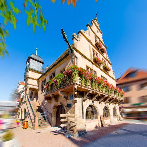 Maison Metzig à Molsheim - 1ère de couverture pour la Gazette des Métiers - Architecture - Design