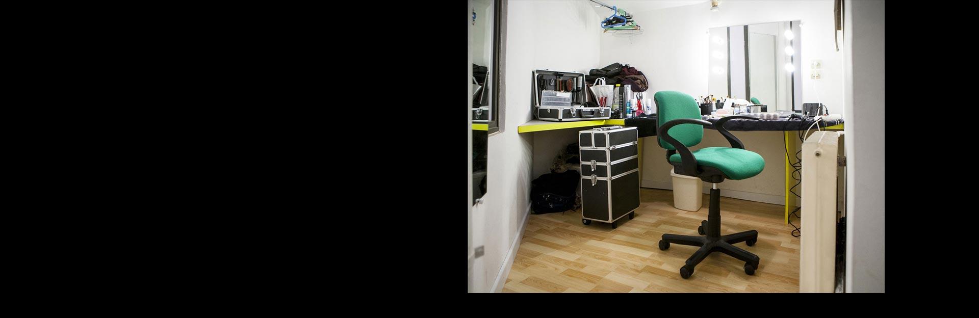 Studio photo Strasbourg Bas-Rhin 67 - Cabine mannequin