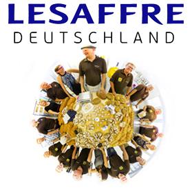 Lesaffre Deutschland - Panoramique sphérique Full 360° de l'équipe et du labo