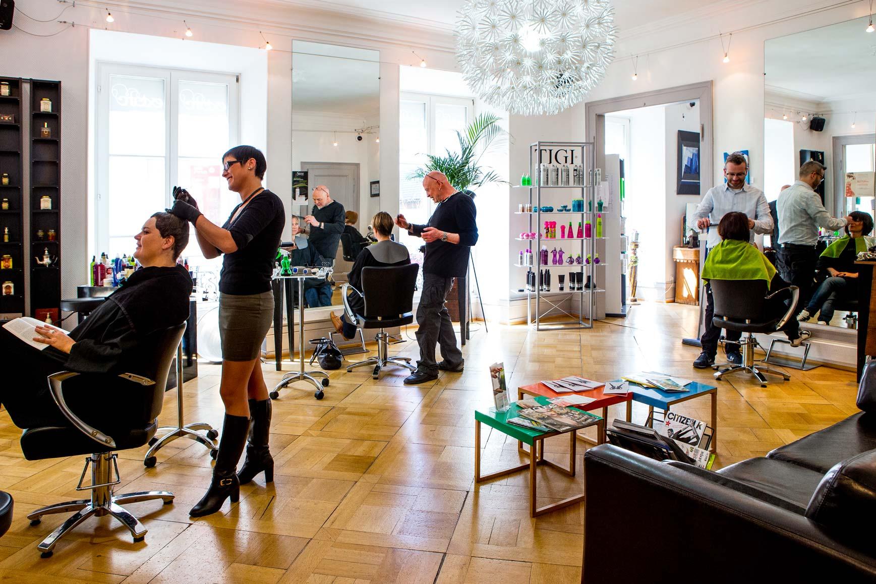 Extatic Salon Coiffure Bien Etre Strasbourg Reportage Presentation