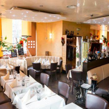 Restaurant Il Girasole - Reportage de présentation - STÉPHANE ...