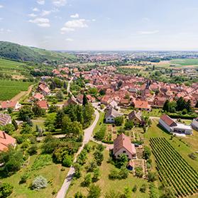 Gîte de la Rose Blancge - Photographie aérienne par drone