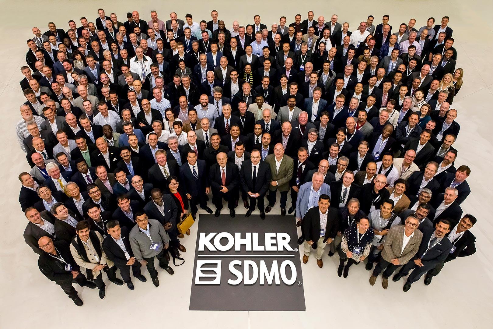 Congrès international LIEBHERR / KOHLER / SDMO - Reportage événementiel